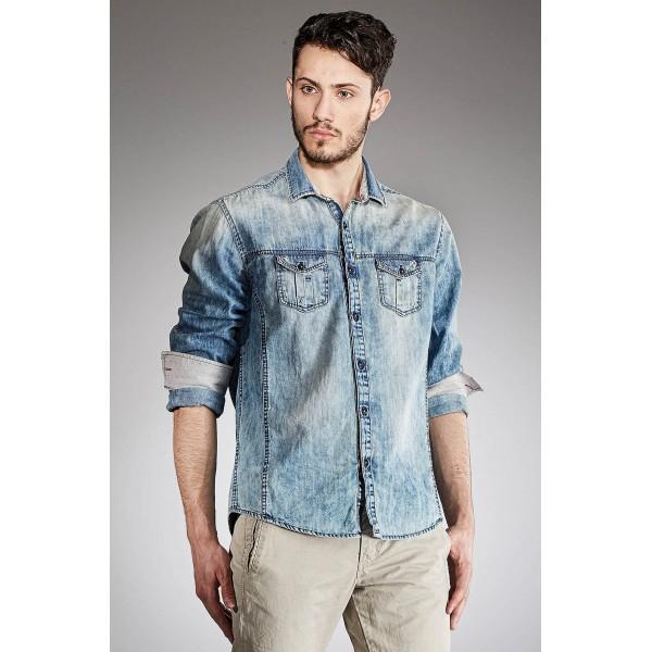 315414de5def Ανδρικά τζιν  Πουκαμισο Jeans